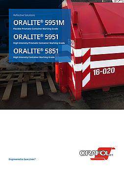 ORALITE® 5951M / ORALITE® 5951 / ORALITE® 5851