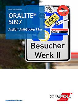 ORALITE® 5097 Anti-Sticker Brochure