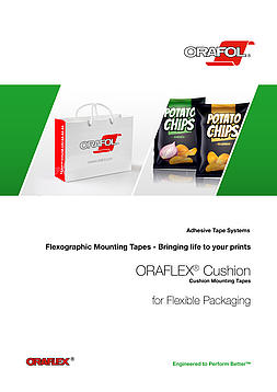 Fleksografske montažne trake za fleksibilno pakovanje